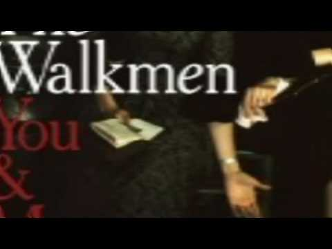 The Walkmen--Red Moon