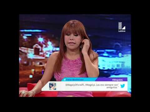 Magaly: Guty le pidió disculpas a Roberto Martínez