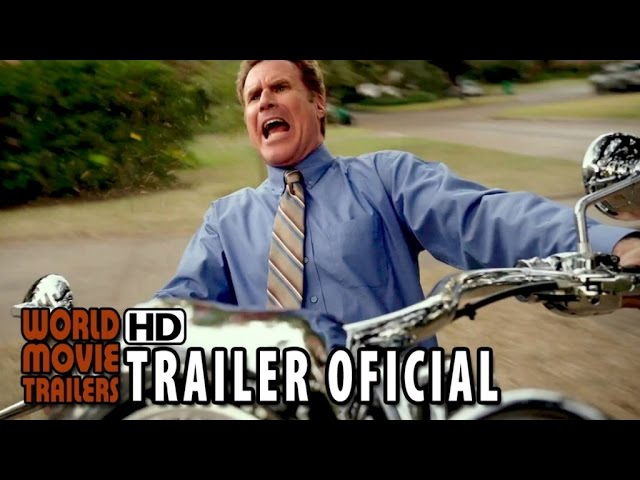 Pai Em Dose Dupla Trailer Oficial (2015) - Mark Wahlberg, Will Ferrell [HD]