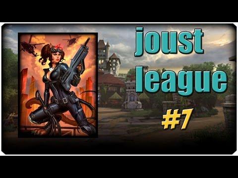 SMITE | Joust League con Bastet #7 [Smite en Español]