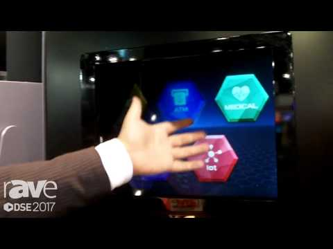 DSE 2017: Asukanet Showcases ASKA3D Holographic 3D Technology