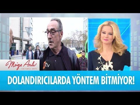 Dolandırıcı mağdurları, şikayet dilekçesi verdiler - Müge Anlı İle Tatlı Sert 28 Kasım 2017