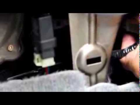 How to fix Rear AC/heater Blower problem in a 2003 HONDA pilot