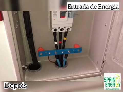 CONDOMÍNIO IPUÃ - Adequação Elétrica - SPRING ENERGY