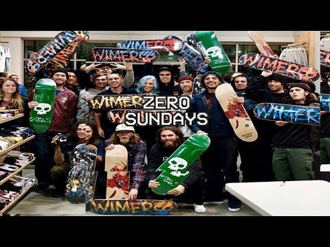 Chris Wimer turns PRO | Zero Sundays ep 15