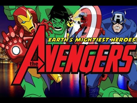 Top 10: Mejores Episodios de The Avengers Earth's Mightiest Heroes [HD]