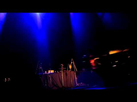 Aphex Twin - Barbican, London 10th October 2012