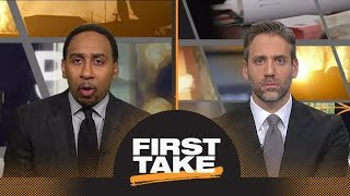 Is LeBron James keeping Isaiah Thomas from max contract with Cavaliers?   First Take   ESPN