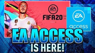HOW TO MAKE COINS ON EA ACCESS!? RTG MARKET TIPS! FIFA 20 Ultimate Team