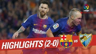 Download Resumen de FC Barcelona vs Málaga CF (2-0) 3Gp Mp4