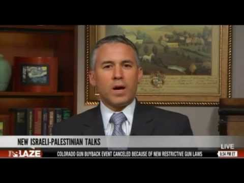 Jonathan Schanzer on John Kerry's Mideast peace efforts (Real News/GBTV)