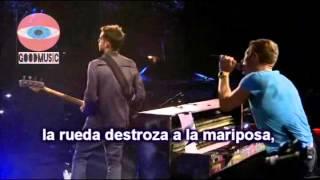 Coldplay - Paradise (Subtitulada en español)