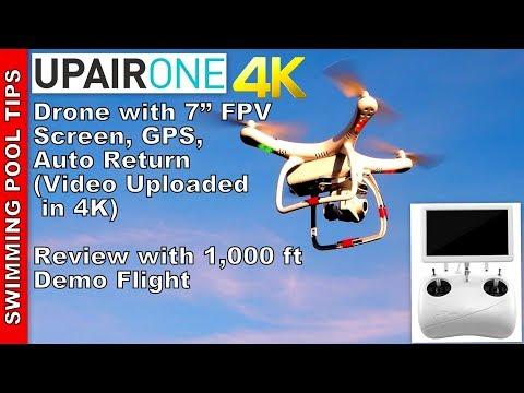 UPair One Drone 4K Camera & 7
