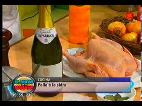 Pollo A La Sidra Parte1 video
