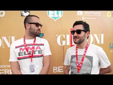 Giffoni Experience 2014: Videodiario 7
