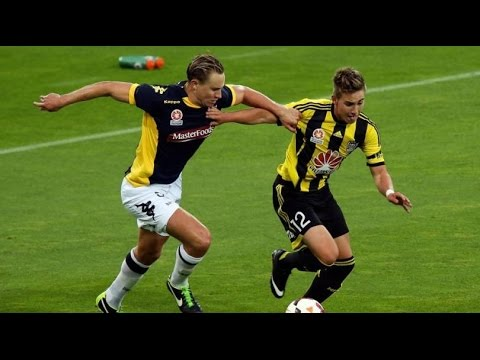 LIVE: CCMariners v Wellington Phoenix Post Match Press Conferences