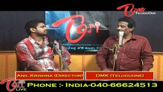 Mr. Nokia - TORI Live Show with Mr Nokia Director Anil Krishna