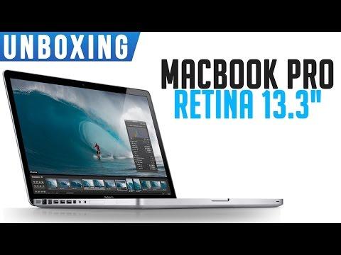 Unboxing | Macbook Pro Retina 13.3