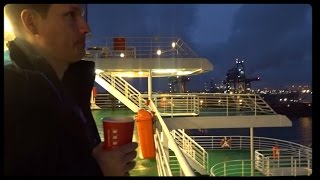 P&O Ferry / Hull To Rotterdam