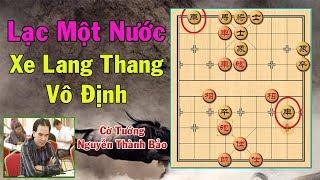 Lạc Một Nước Xe Lang Thang Vô Định Ván Cờ Tướng Cực Hay của Nguyễn Thành Bảo vs Triệu Quốc Vinh