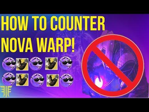 HOW TO COUNTER NOVA WARP + URSA FURIOSA INSANITY! DESTINY 2 FORSAKEN thumbnail