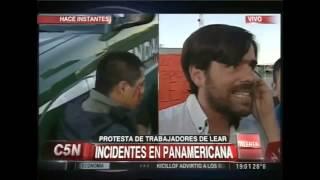 Del Caño denunciará a Berni por la represión en un piquete