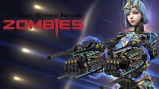 Counter-Strike Nexon Zombies - Last Stand Event with Infinity Laser Fist