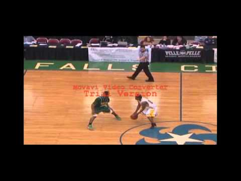 Mike Coburn Mount Vernon High School Basketball Highlights