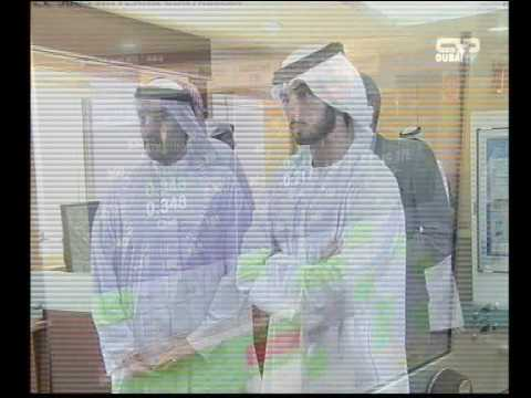 Sheikh Hamdan and Majid Bin Mohammed visit the Emirates Science and Technology Institute   2 Sept 2009   42 6 MB