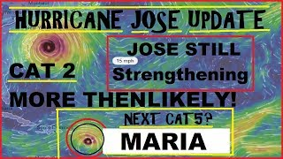 Hurricane JOSE CAT 2