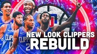 70 Win Season?? New Look Los Angeles Clippers Rebuild! NBA 2K19