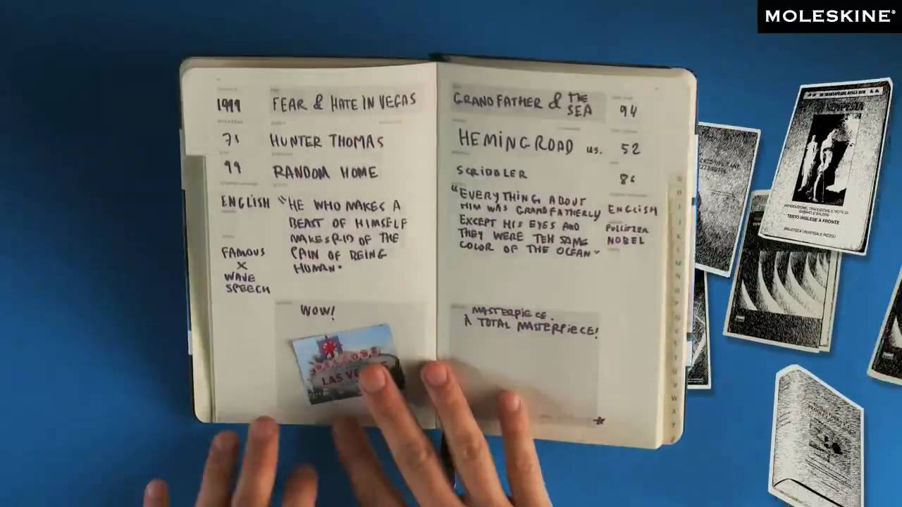 travel log book template