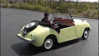 1951 Crosley Hotshot Super Roadster