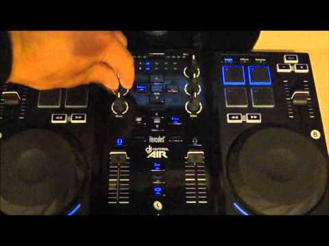 Hercules Dj Control Air + VirtualDj Pro 7