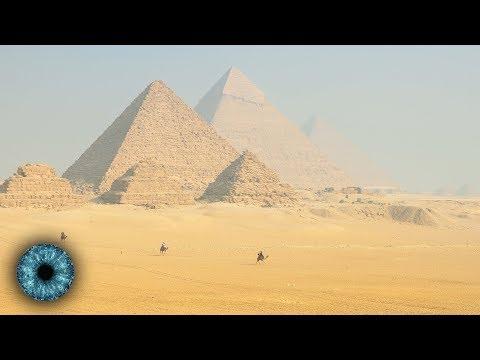 Rätsel endlich gelöst? So wurden die Pyramiden wahrscheinlich gebaut! -Clixoom Science & Fiction