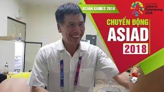 Trưởng đoàn TTVN Trần Đức Phấn chúc mừng Olympic VN ngay sau chiến tích lịch sử | VFF Channel