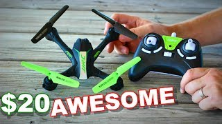 Awesome Drone Under $20 You Should Buy - TheRcSaylors