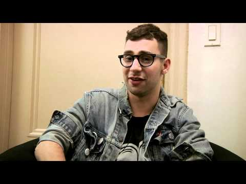 Super WHY Live! Behind the Scenes: Songwriter Jack Antonoff of fun.