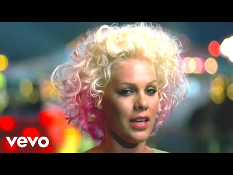 P!nk - Who Knew Music Videos