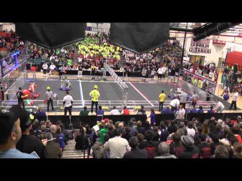 2014 Bridgewater-Raritan MAR FRC District Event – Quarterfinal 4, Match 2