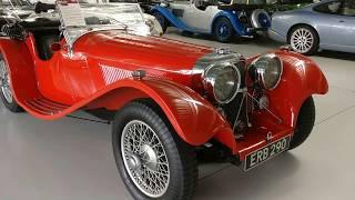 Jaguar SS100 - ERB290