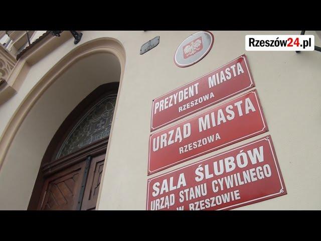 Rekordowy budżet Rzeszowa. 40 % przeznaczone na inwestycje (FILM, ZDJĘCIA)