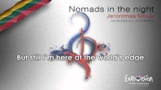 Watch Jeronimas Milius Nomads In The Night video