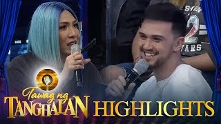 Tawag ng Tanghalan: Billy visits the It's Showtime studio!