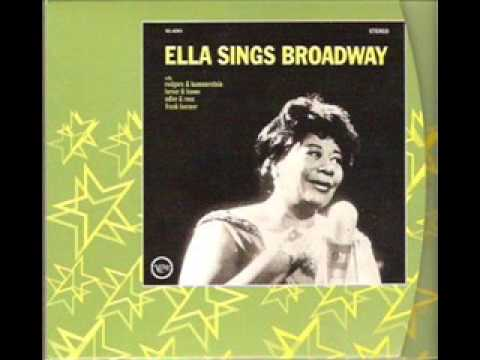 Ella Fitzgerald - Somebody From Somewhere