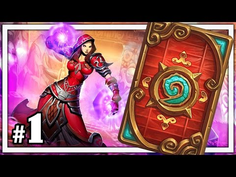 Hearthstone: Reverse Science (Mage Constructed)
