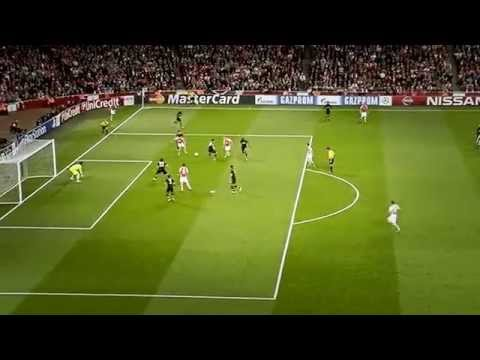 Jack Wilshere - Arsenal & England HD