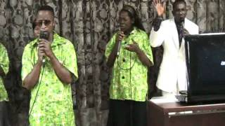 Yahweh Kumama   Praise and Worship led by Brother Bisimwa Israel