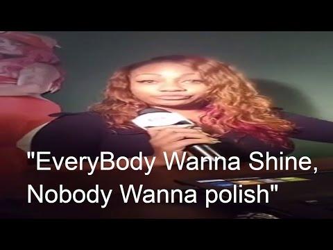 Personal Topic Everybody wanna shine nobody wanna polish SpartanUniversity TwoTopicTuesdays