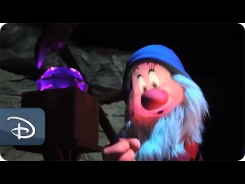 First Look: Feast Your Eyes On Seven Dwarfs Mine Train Characters | Walt Disney World | Disney Parks